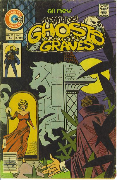 Many Ghosts of Dr. Graves Vol 1 55
