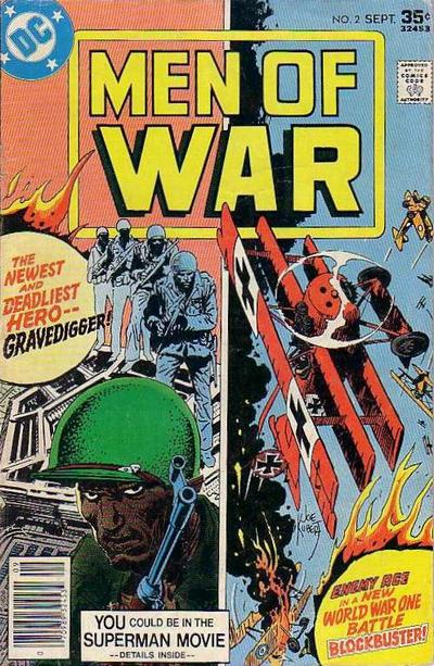 Men of War/Covers