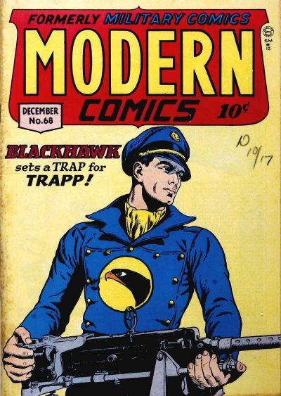 Modern Comics Vol 1 68