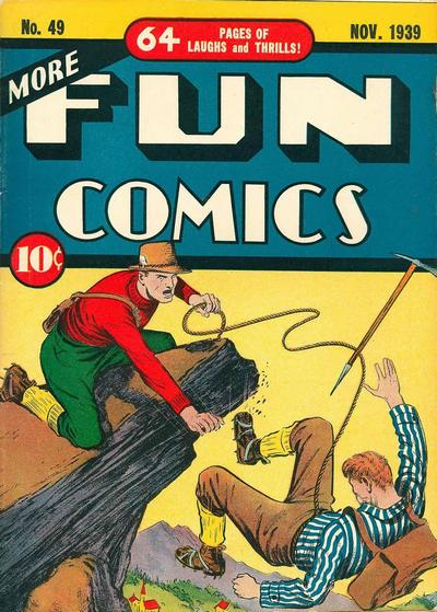 More Fun Comics Vol 1 49