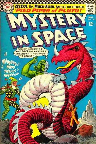 Mystery in Space Vol 1 110