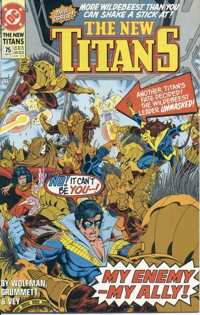 New Titans Vol 1 75