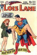 Superman's Girlfriend, Lois Lane Vol 1 102
