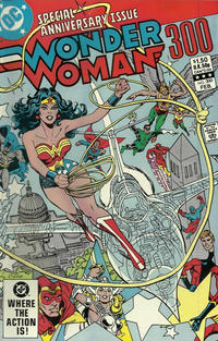 Wonder Woman Vol 1 300