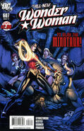 Wonder Woman Vol 1 607