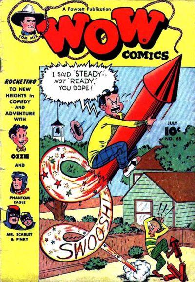 Wow Comics Vol 1 68