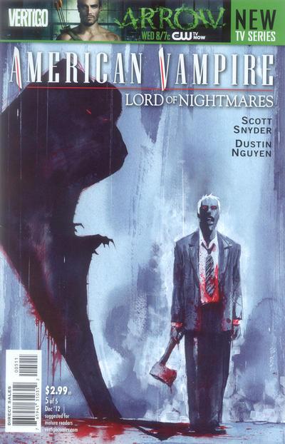 American Vampire: Lord of Nightmares Vol 1 5