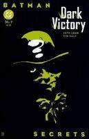 Batman Dark Victory Vol 1 2