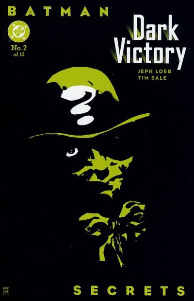 Batman: Dark Victory Vol 1 2