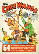 Big Chief Wahoo Vol 1 1