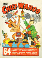 Big Chief Wahoo Vol 1 1