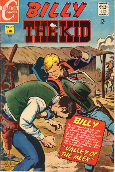 Billy the Kid Vol 1 70