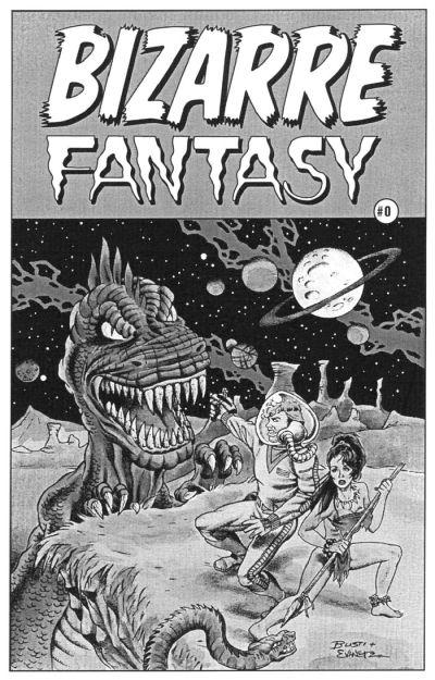 Bizarre Fantasy Vol 1 Ashcan