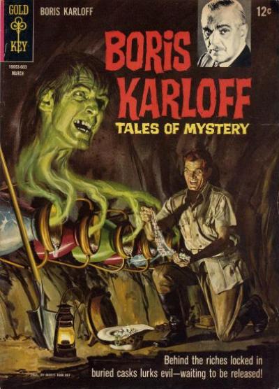 Boris Karloff's Tales of Mystery Vol 1 13