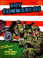 Boy Commandos Vol 1 3