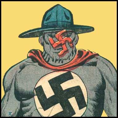 Captain Swastika (Earth-MLJ)