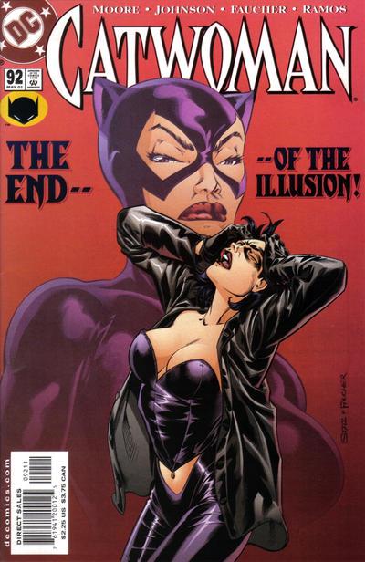 Catwoman Vol 2 92