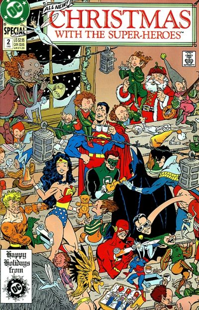 Christmas with the Super-Heroes Vol 1 2