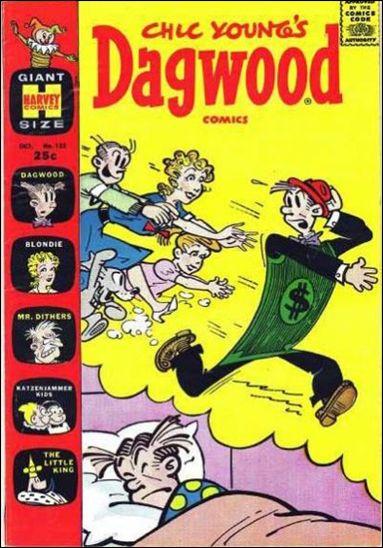 Dagwood Comics Vol 1 122