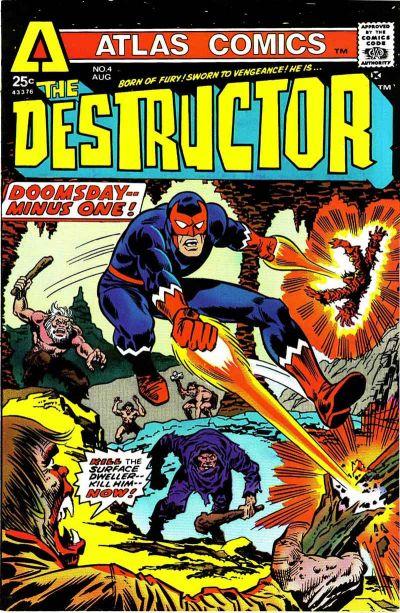 Destructor Vol 1 4
