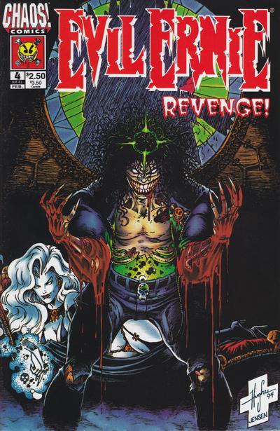 Evil Ernie: Revenge Vol 1 4