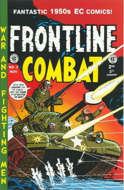 Frontline Combat Vol 2 2
