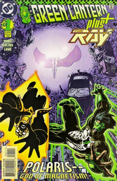 Green Lantern Plus The Ray Vol 1 1