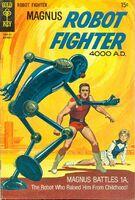 Magnus Robot Fighter Vol 1 28
