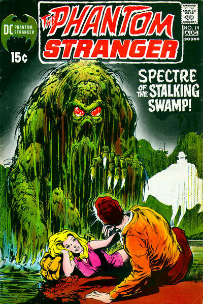 Phantom Stranger Vol 2 14