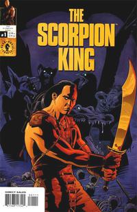 Scorpion King Vol 1