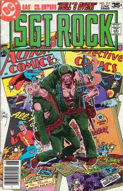Sgt. Rock Vol 1 317