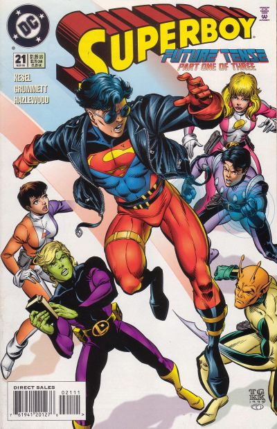 Superboy Vol 4 21