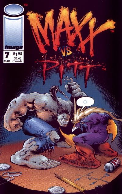 The Maxx Vol 1 7
