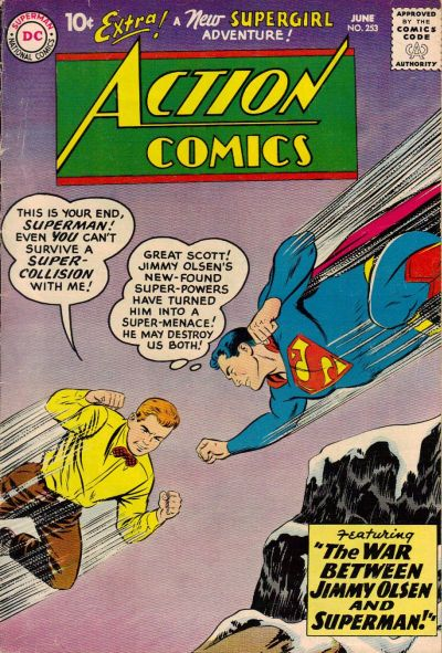 Action Comics Vol 1 253
