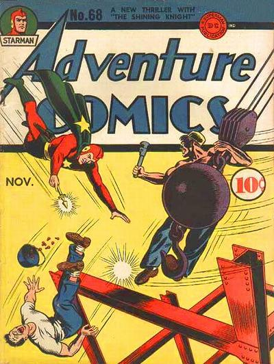 Adventure Comics Vol 1 68