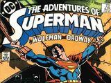 Adventures of Superman Vol 1 425