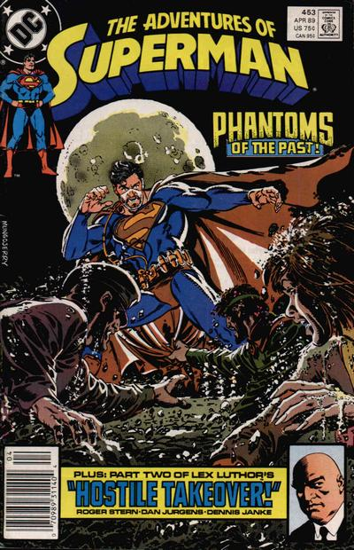 Adventures of Superman Vol 1 453
