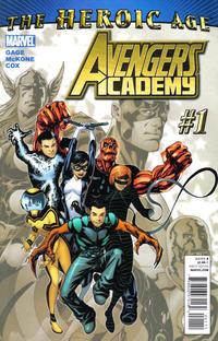 Avengers Academy Vol 1 1