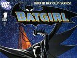 Batgirl Vol 2 1