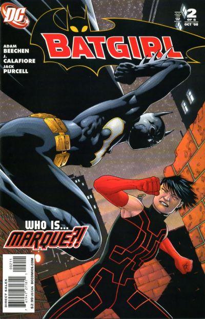 Batgirl Vol 2 2