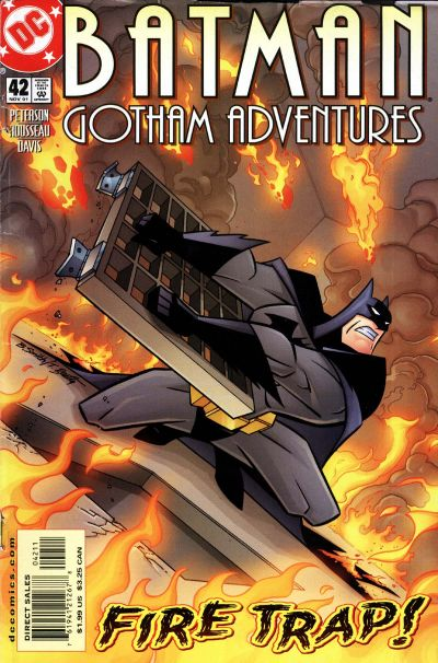 Batman: Gotham Adventures Vol 1 42