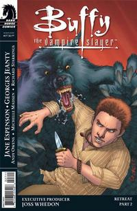 Buffy the Vampire Slayer Season Eight Vol 1 27