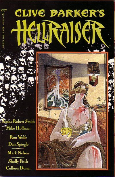 Hellraiser Vol 1 5