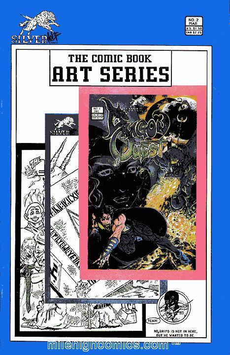 Comic Book Art Series Vol 1 2