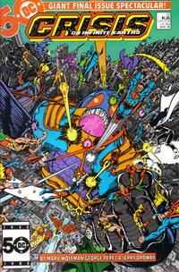 Crisis on Infinite Earths Vol 1 12
