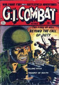 G.I. Combat Vol 1