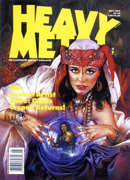 Heavy Metal Vol 16 1