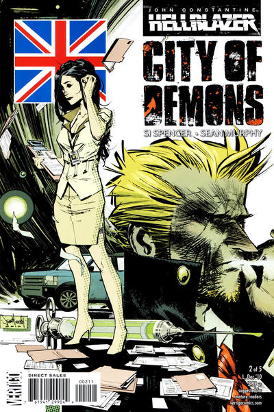 Hellblazer: City of Demons Vol 1 2