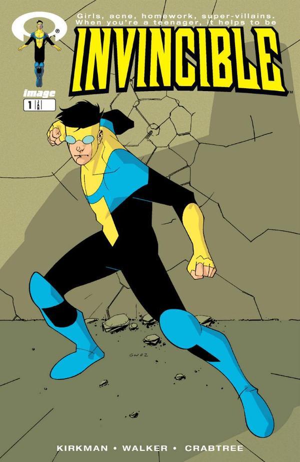 Invincible Vol 1 1