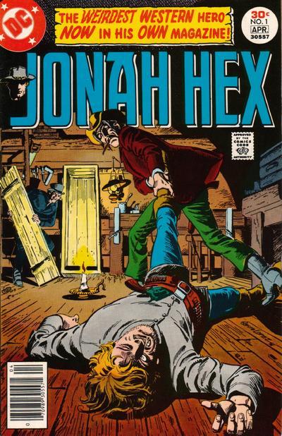 Jonah Hex Vol 1